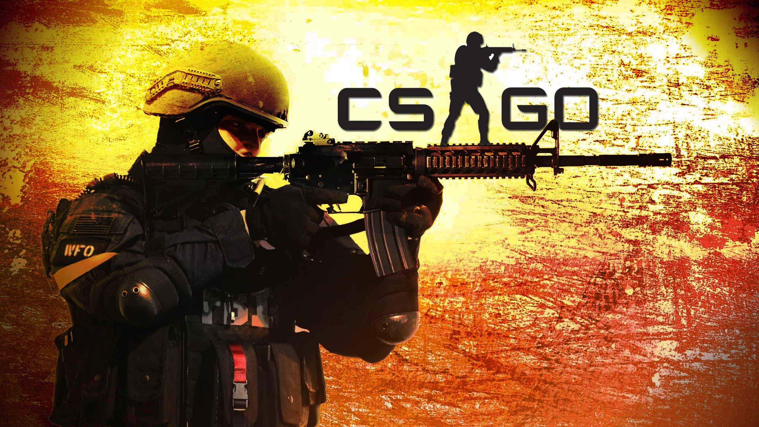 Киберспортивная игра Counter-Strike: Global Offensive