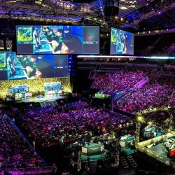 Самые популярные киберспорт игры в мире