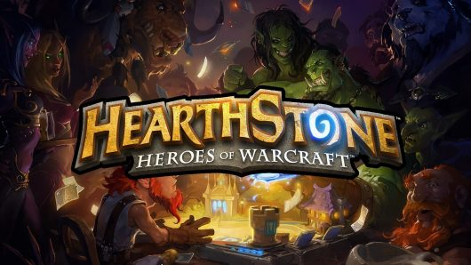 Киберспортивная игра Hearthstone: Heroes of Warcraft