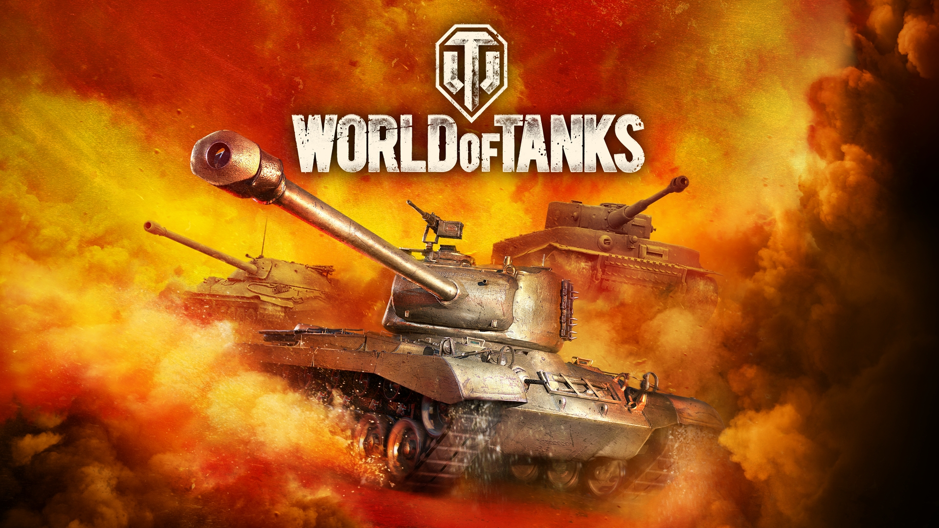 Киберспортивная игра World of Tanks