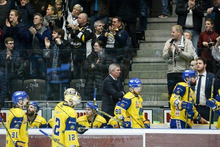 Норвежцы провели самый долгий хоккейный матч в истории