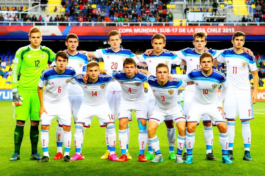 Матч сборной России U17 со сборной Норвегии завершился в ничью. Обзор матча.