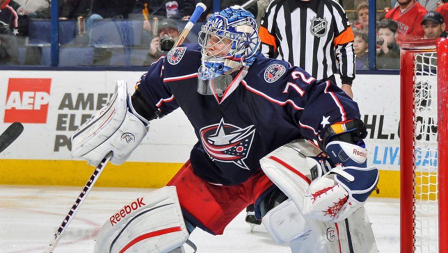 Бобровского признали звездой дня номер один в NHL