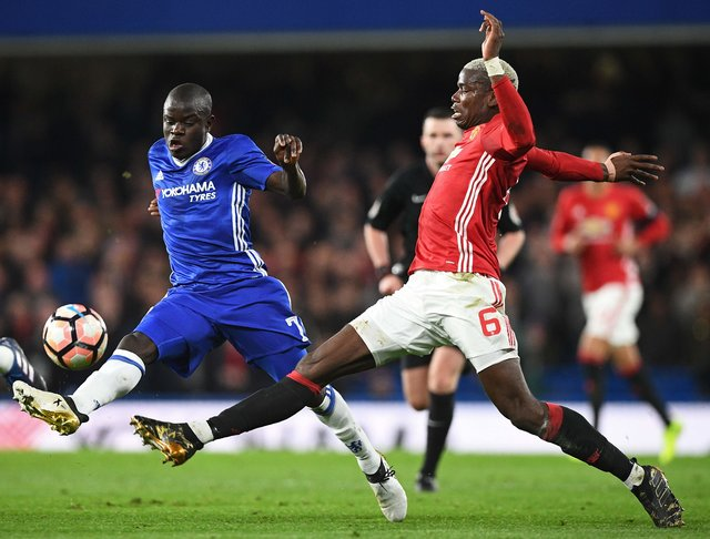 «Челси» - «Манчестер Юнайтед» 1:0 обзор матча
