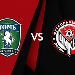 «Томь» - «Амкар» 1:0, обзор матча