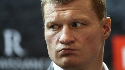 Александр Поветкин был дисквалифицирован и оштрафован решением WBC