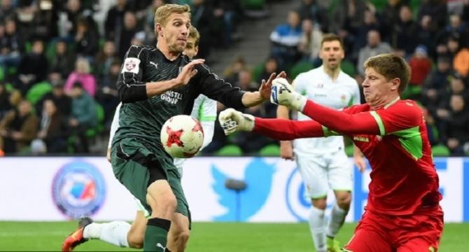 «Краснодар» - «Уфа» 0:0 обзор матча