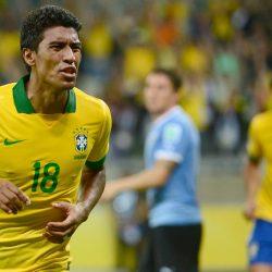 Сборная Уругвая с треском проиграла сборной Бразилии со счетом 1:4