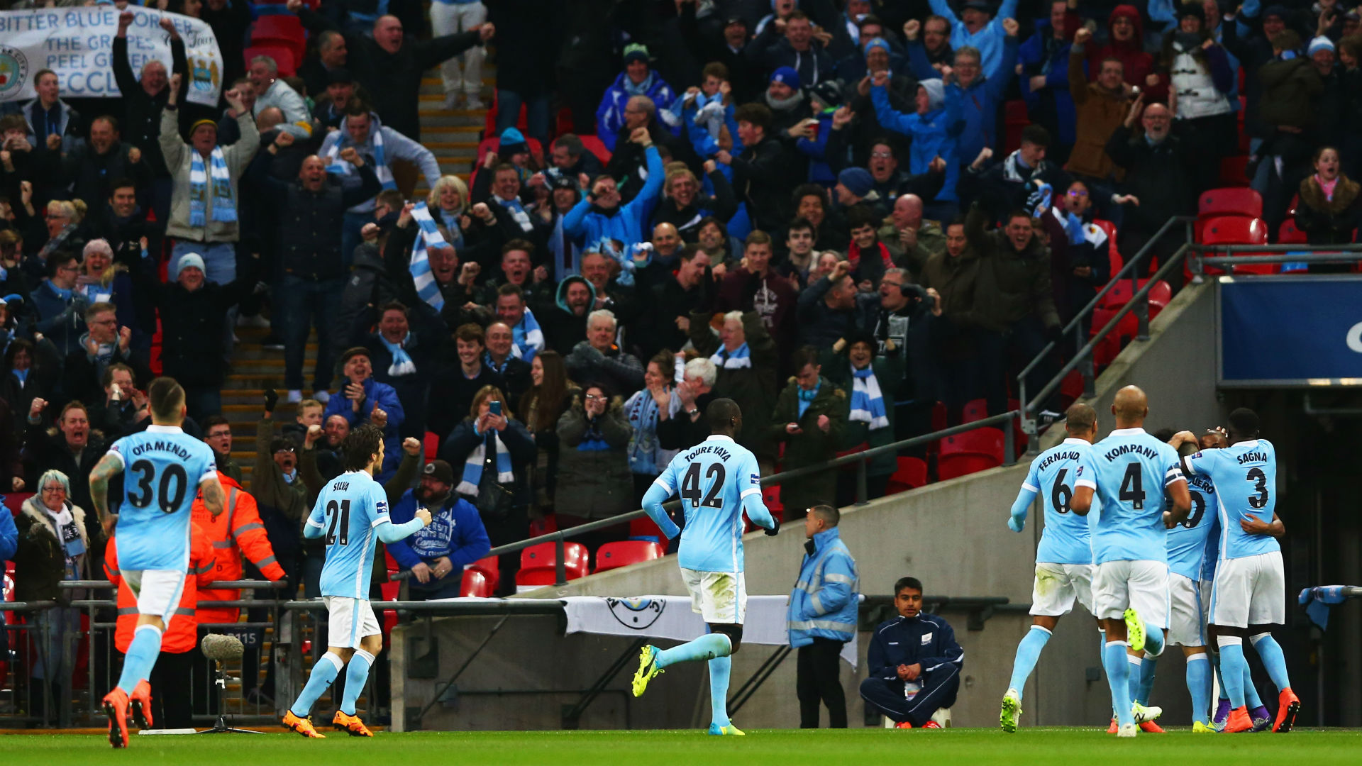 «Манчестер Сити» - «Ливерпуль» 1:1, обзор матча