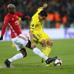 «Манчестер Юнайтед» - «Ростов» 1:0. Обзор матча