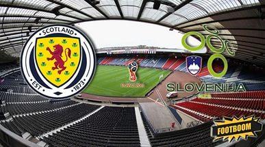 Шотландия - Словения прямая трансляция 26.03.2017. Футбол Чемпионат мира-2018 отборочный тур.