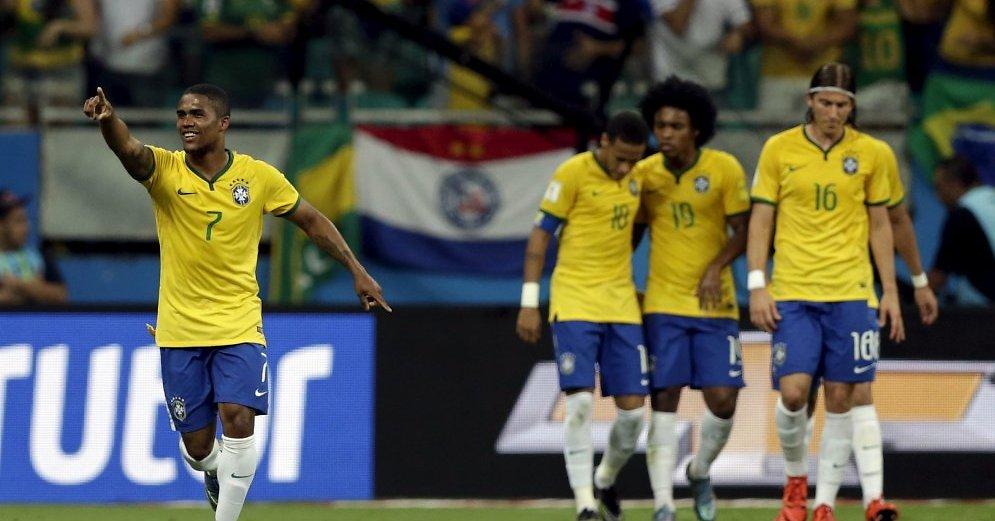 Сборная Бразилии пробилась на Чемпионат мира-2018