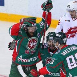 «Ак Барс» с треском разгромил «Авангард» 5:0. Обзор матча
