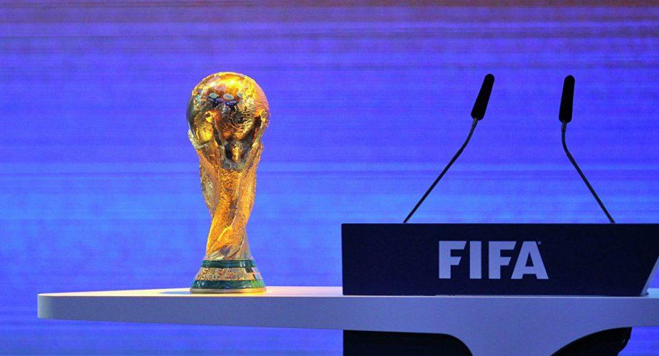 В ФИФА ответили на призыв отменить в России право на проведение Чемпионата Мира 2018
