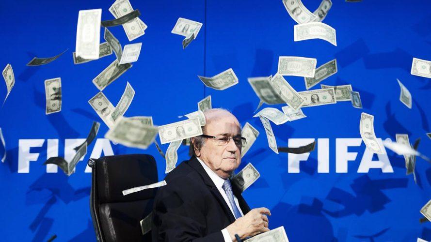 FIFA потребовали от российских телеканалов 120 миллионов долларов за права на трансляцию ЧМ-2018