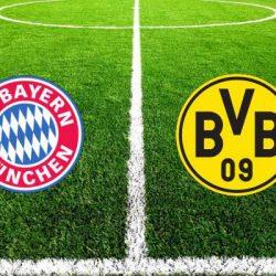 «Бавария» - «Боруссия Дортмунд» прямая трансляция 26.04.2017