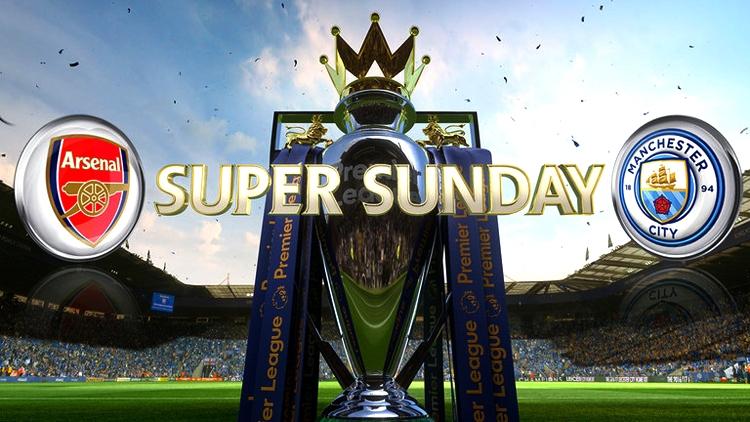 «Арсенал» - «Манчестер Сити» прямая трансляция 02.04.2017
