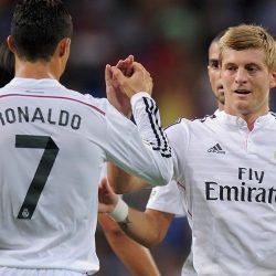 Крос и Роналду пропустят предстоящий матч «Реала» с «Депортиво»