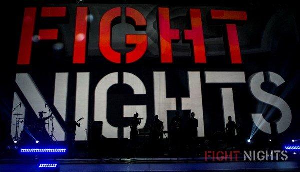 А. Багаутинов - Т. Нэм, И. Егоров - П. Куилли прямая трансляция Fight Nights