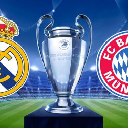 «Реал Мадрид» - «Бавария» прямая трансляция 18.04.2017.