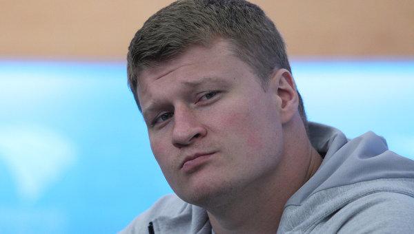 Александр Поветкин проведет бой 1 июля