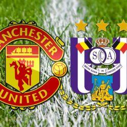 «Манчестер Юнайтед» - «Андерлехт» прямая трансляция 20.04.2017