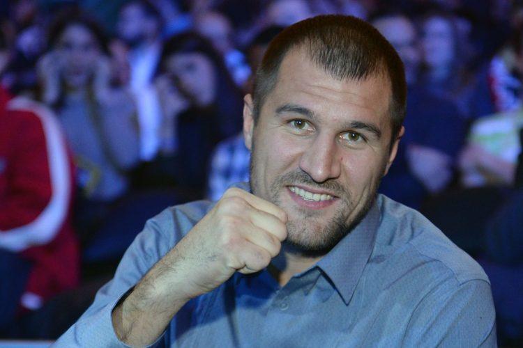 Сергей Ковалев: «Победа Уорду досталась случайно»