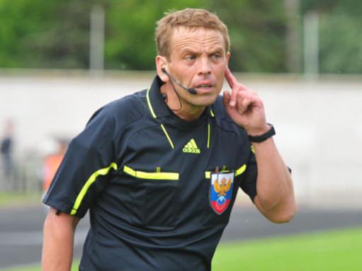 Егоров будет судить матч «Спартак» - «Зенит»