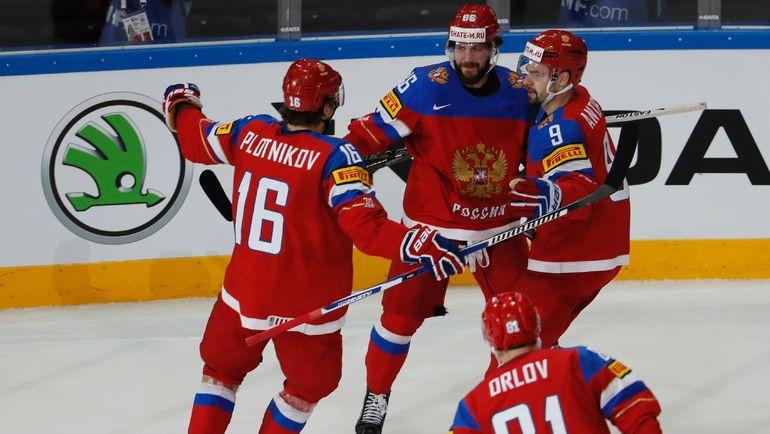 Канада - Россия прямая трансляция 20.05.2017.