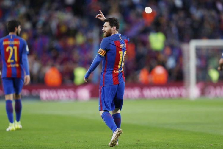 Месси получил предложение от «Барселоны» на четырехлетний контракт с окладом 30 млн. евро