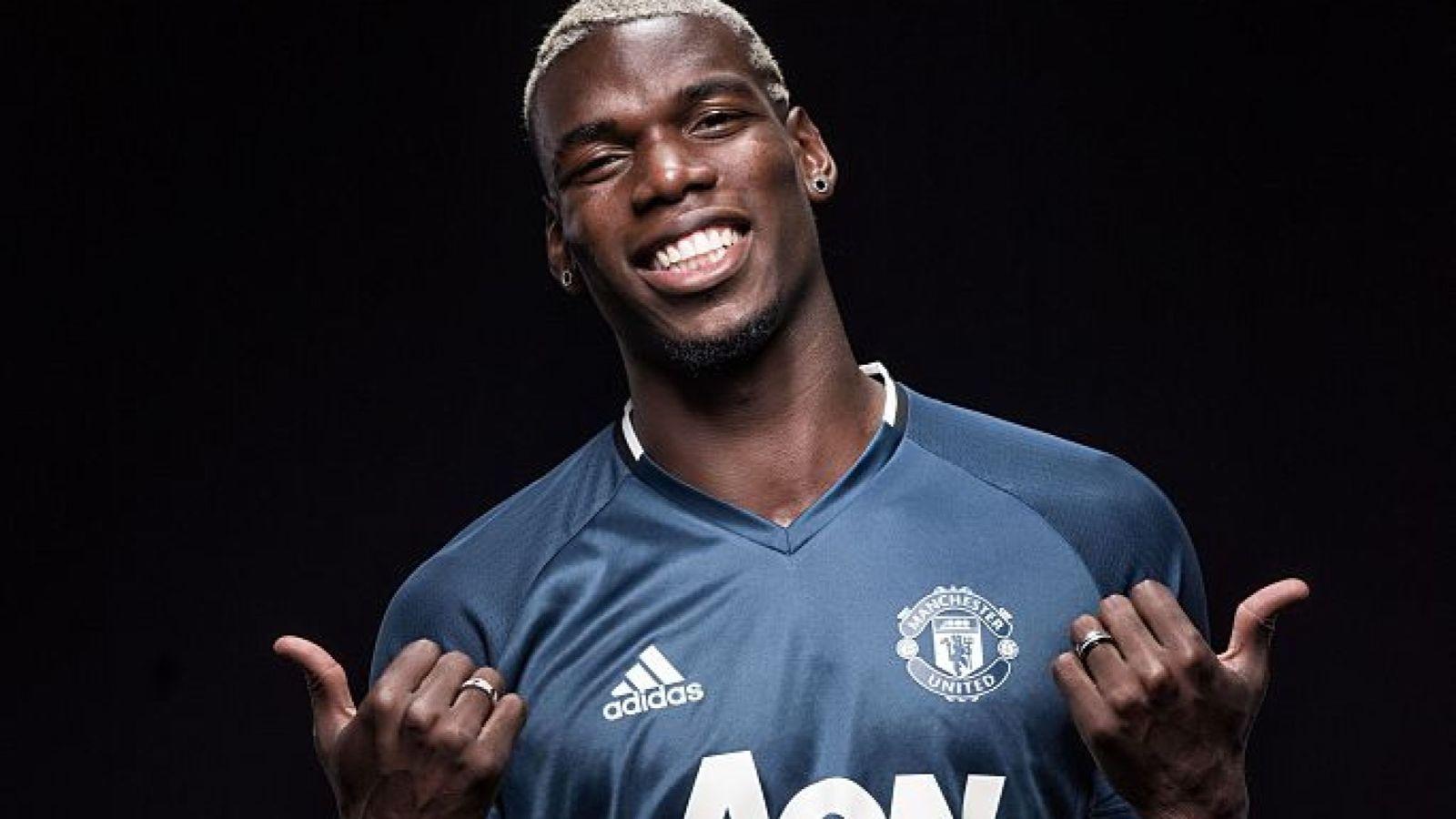 ФИФА решили оштрафовать «Ювентус» за трансфер Погба в «Манчестер Юнайтед»
