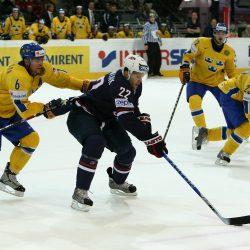 Хоккей США - Швеция прямая трансляция 08.05.2017. Чемпионат мира