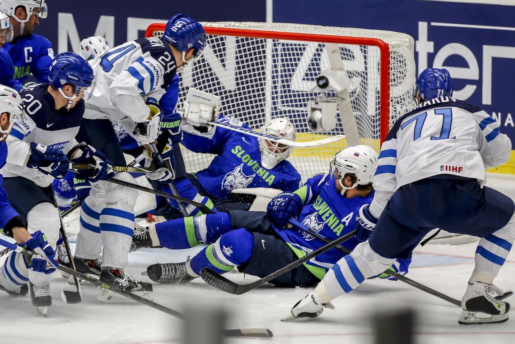 Хоккей Чемпионат мира. Финляндия - Словения прямая трансляция 10.05.2017