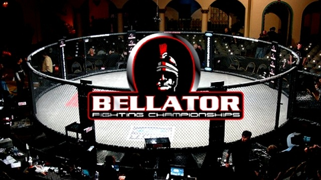 Bellator смешанные единоборства П. Дейли - Р. Макдональд. Л. МакГири - Л. Вассел. Прямая трансляция из Великобритании