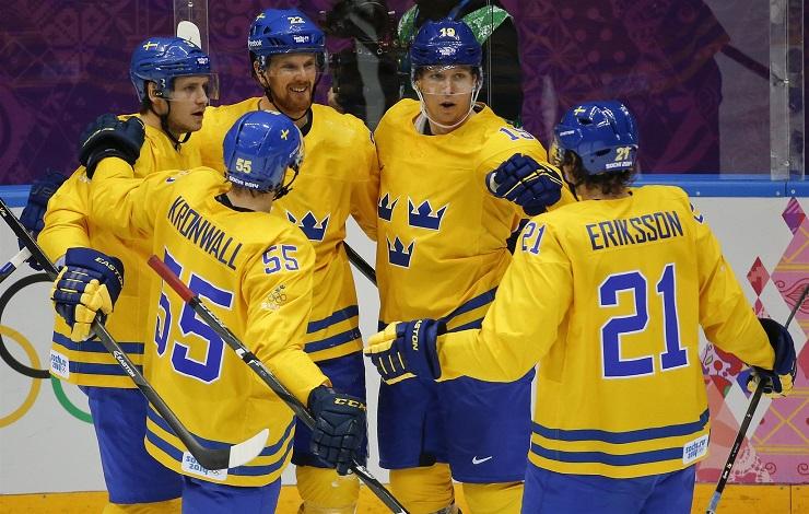 Швеция - Латвия прямая трансляция 11.05.2017