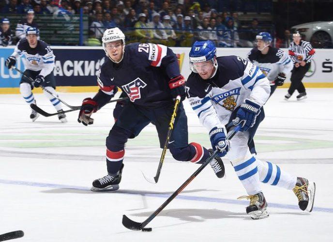 США - Финляндия прямая трансляция 18.05.2017. Чемпионат мира по хоккею