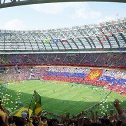 Сборная России опустилась на 63-е место в рейтинге ФИФА