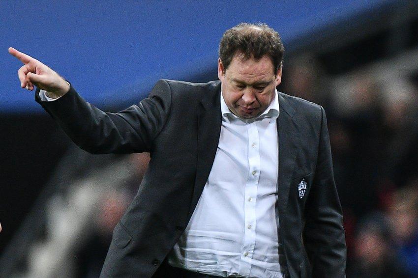Леонид Слуцкий станет главным тренером английского клуба «Халл Сити»