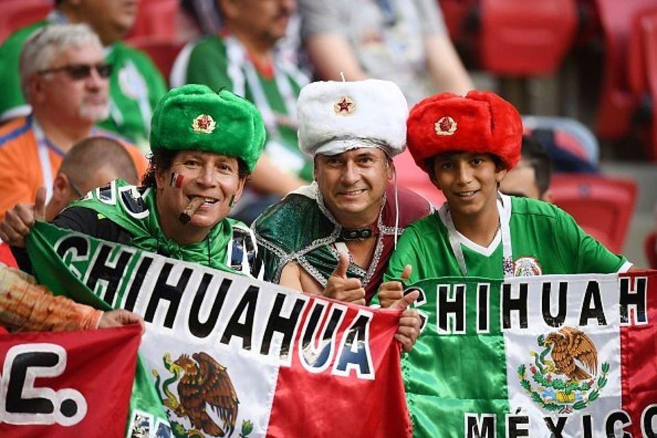 Мексиканец сказал жене, что пошел за сигаретами, а сам уехал в Россию на Кубок конфедерации