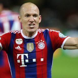 Гол Роббена был признан лучшим в сезоне «Баварии» 2016/17