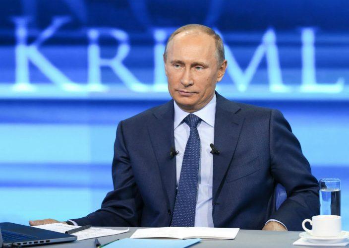 Владимир Путин дал оценку сборной России по футболу