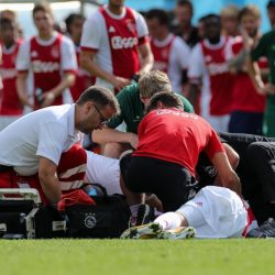 У игрока футбольного клуба «Аякс» обнаружены серьезные и необратимые повреждения мозга