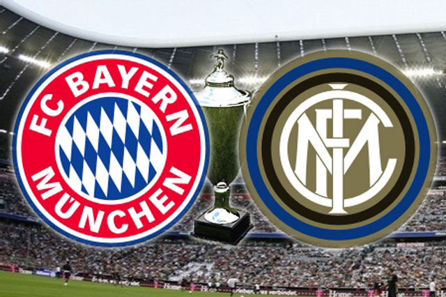 «Бавария» - «Интер» прямая трансляция 27.07.2017