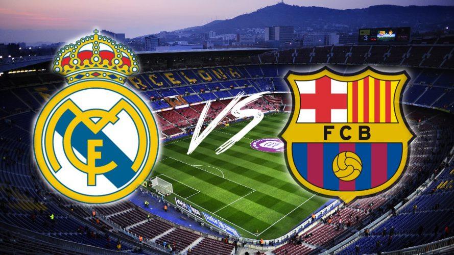 «Реал Мадрид» - «Барселона» прямая трансляция 30.07.2017. Международный Кубок чемпионов