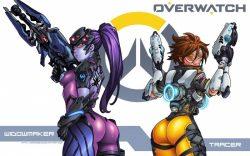 Overwatch - компьютерная онлайн игра в жанре шутер от первого лица, созданная известнейшей компанией BlizzardEntertainment