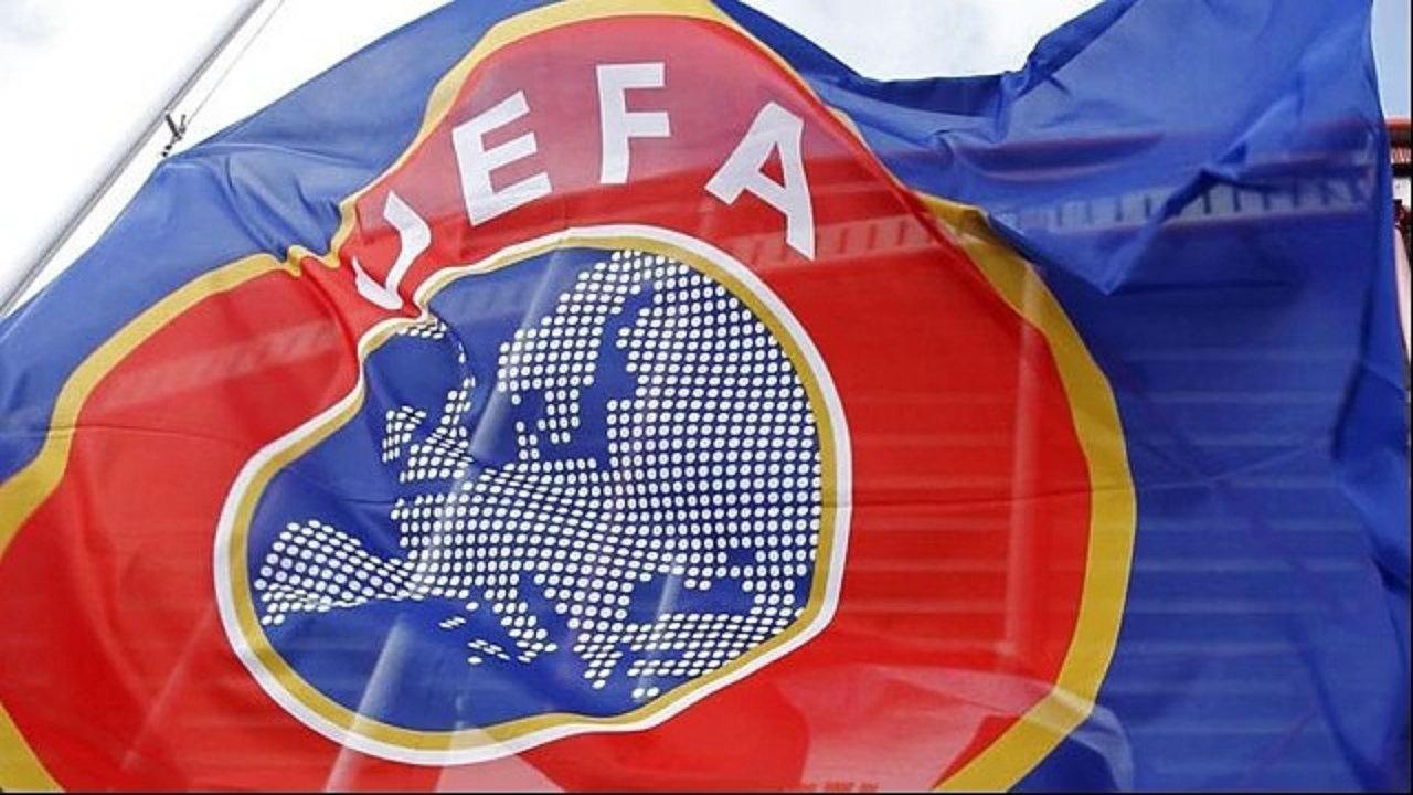 Россия вышла на шестое место в рейтинге УЕФА
