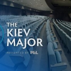 Dota 2 The Kiev Major. Киберспорт