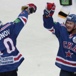 Хоккейный клуб СКА установил новый рекорд в плей-офф КХЛ