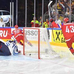 Сборная России по хоккею завоевала бронзовую медаль в ЧМ-2017