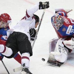 Хоккей Россия - Латвия прямая трансляция 15.05.2017. Чемпионат мира